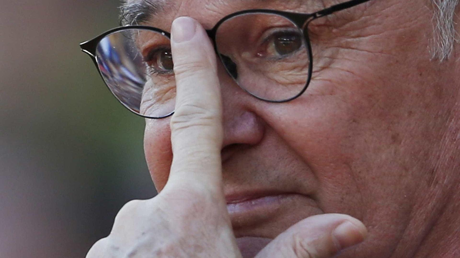 """""""Considero o Ranieri ainda mais rigoroso que Sérgio Conceição"""""""