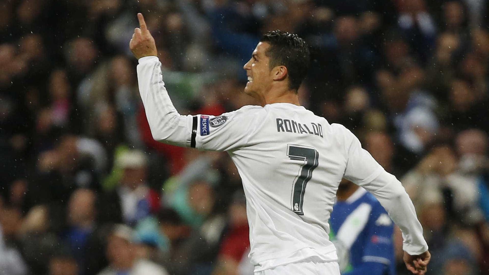 Cristiano Ronaldo pode estar a horas de fazer história na Europa