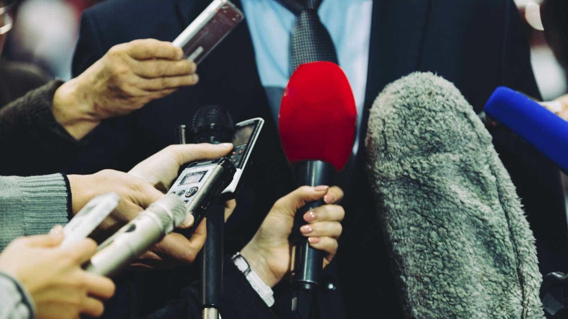 Jornalistas condenam rejeição de Rui Rio a perguntas e apelam a boicote