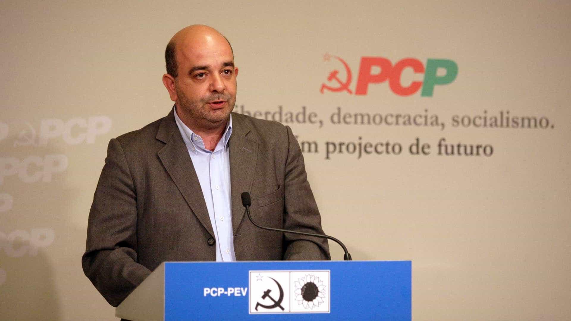 Centeno candidato oficial do PSE e com apoio da Alemanha -- Costa