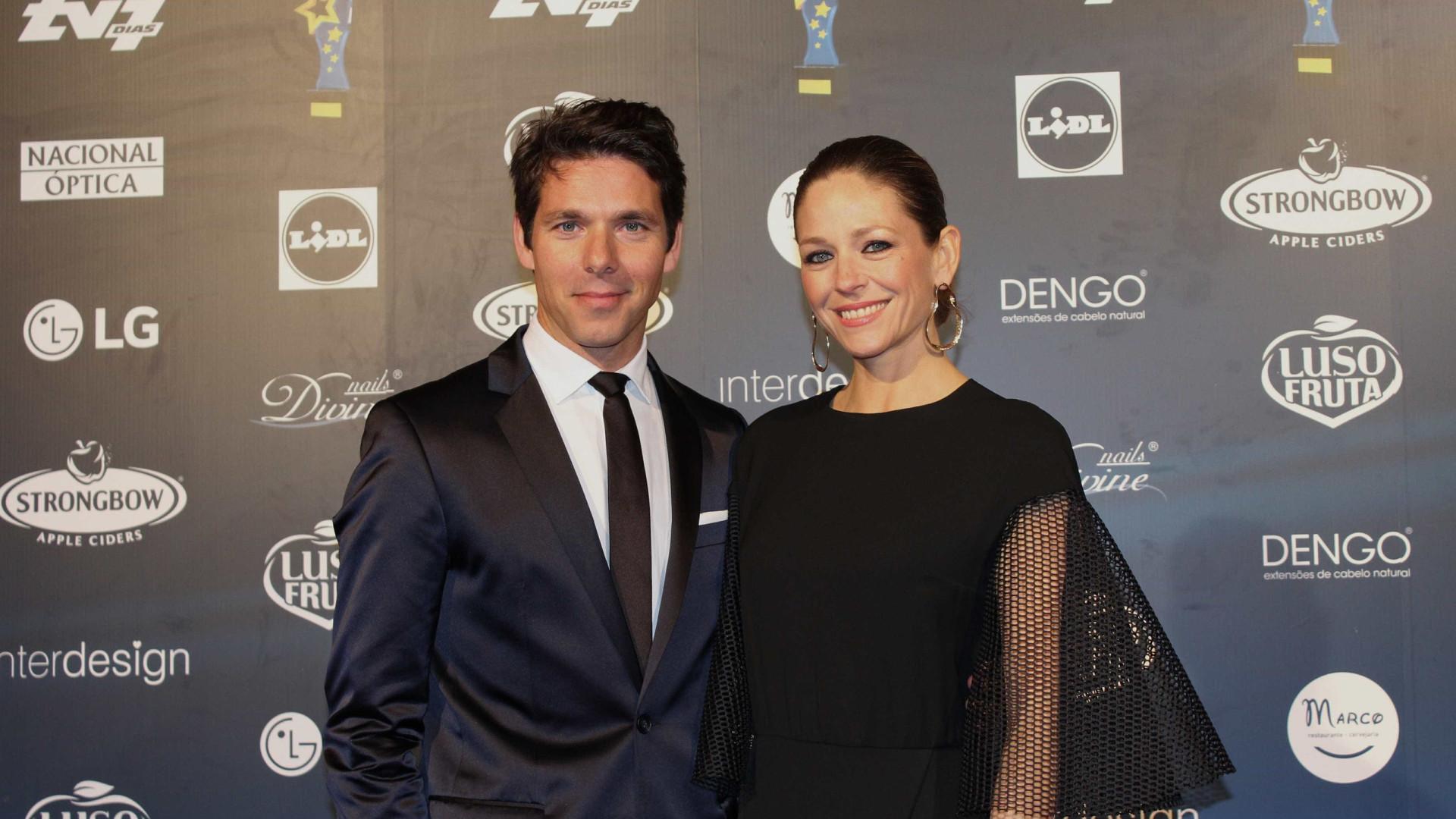 Jorge Corrula e Paula Lobo Antunes arrasam na gala da GQ