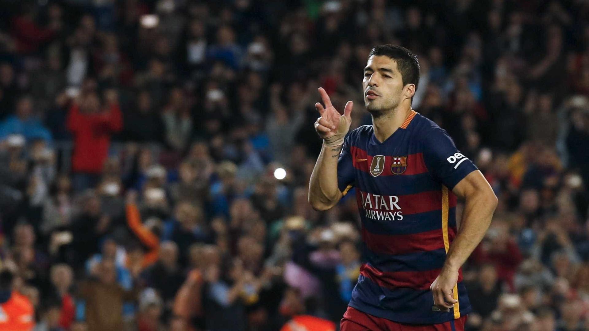 Luis Suárez já terá acordo para renovar com o Barça até 2021