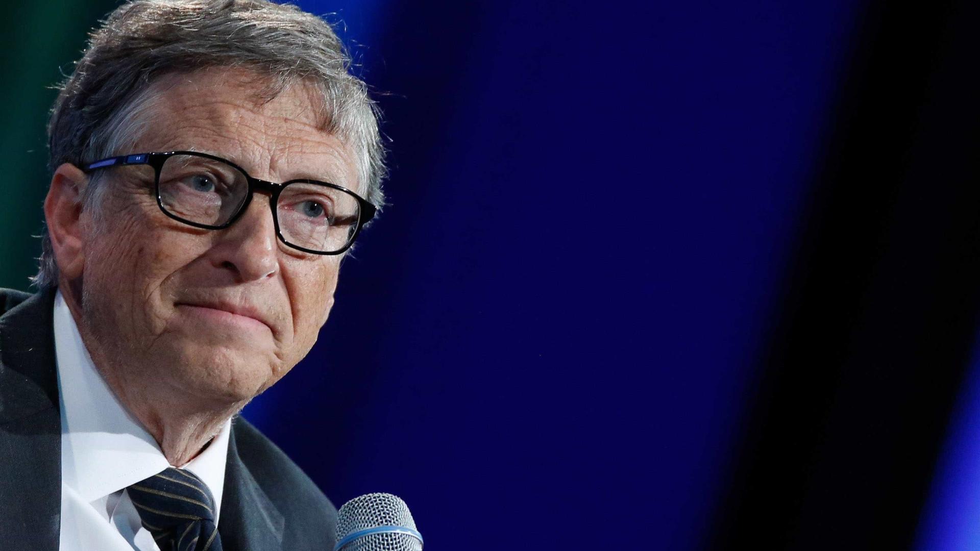 Bill Gates continua a ser o mais rico do mundo