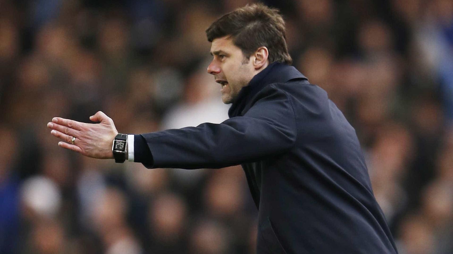 Pochettino abre as portas do Tottenham ao retirado Ryan Mason