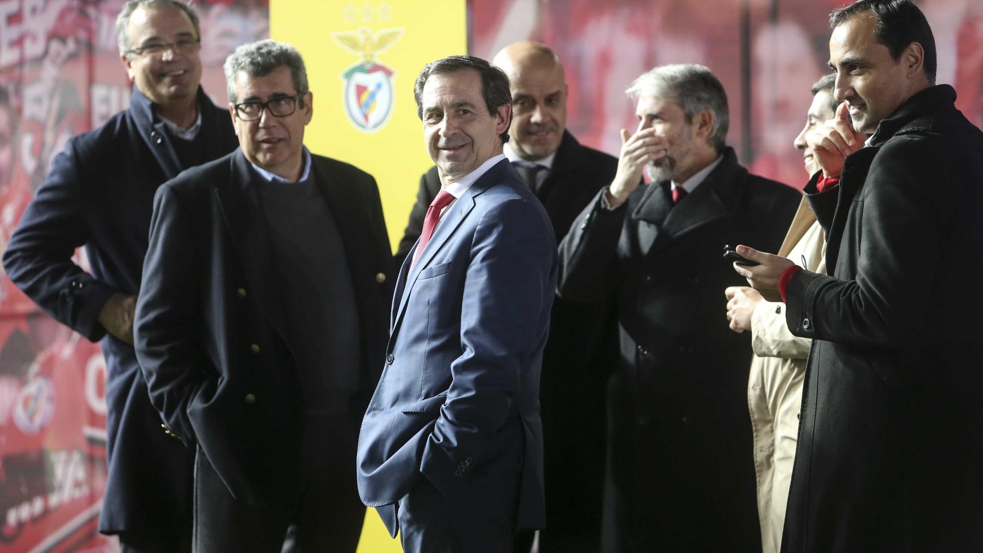 """Rui Gomes da Silva pede reação """"já para ganhar tudo"""""""