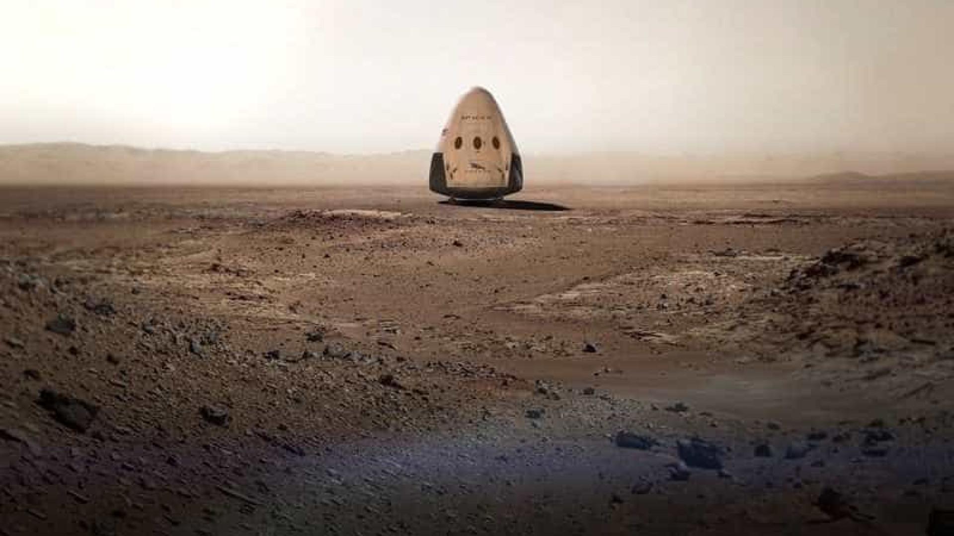 Pode ter sido resolvido um dos maiores obstáculos na colonização de Marte