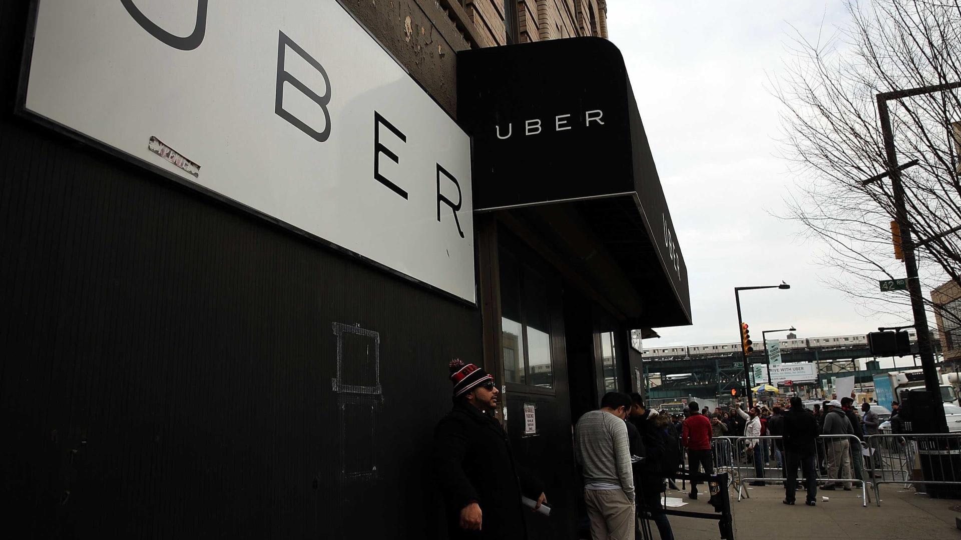 Uber aprova oferta do Softbank. Investimento pode ser de 7,6 mil milhões