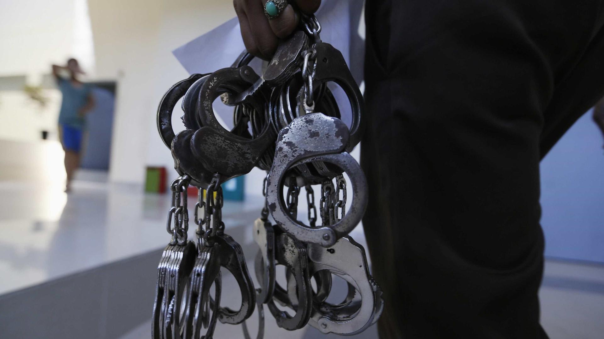 Megaoperação da PJ: 17 detidos por explosões e assaltos a multibancos