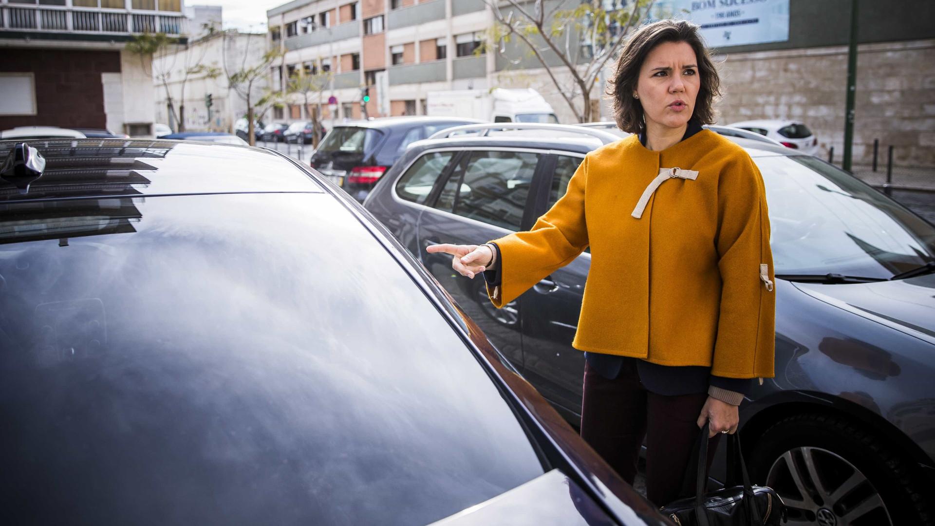 """Assunção Cristas espera """"bom relacionamento"""" com novo líder do PSD"""