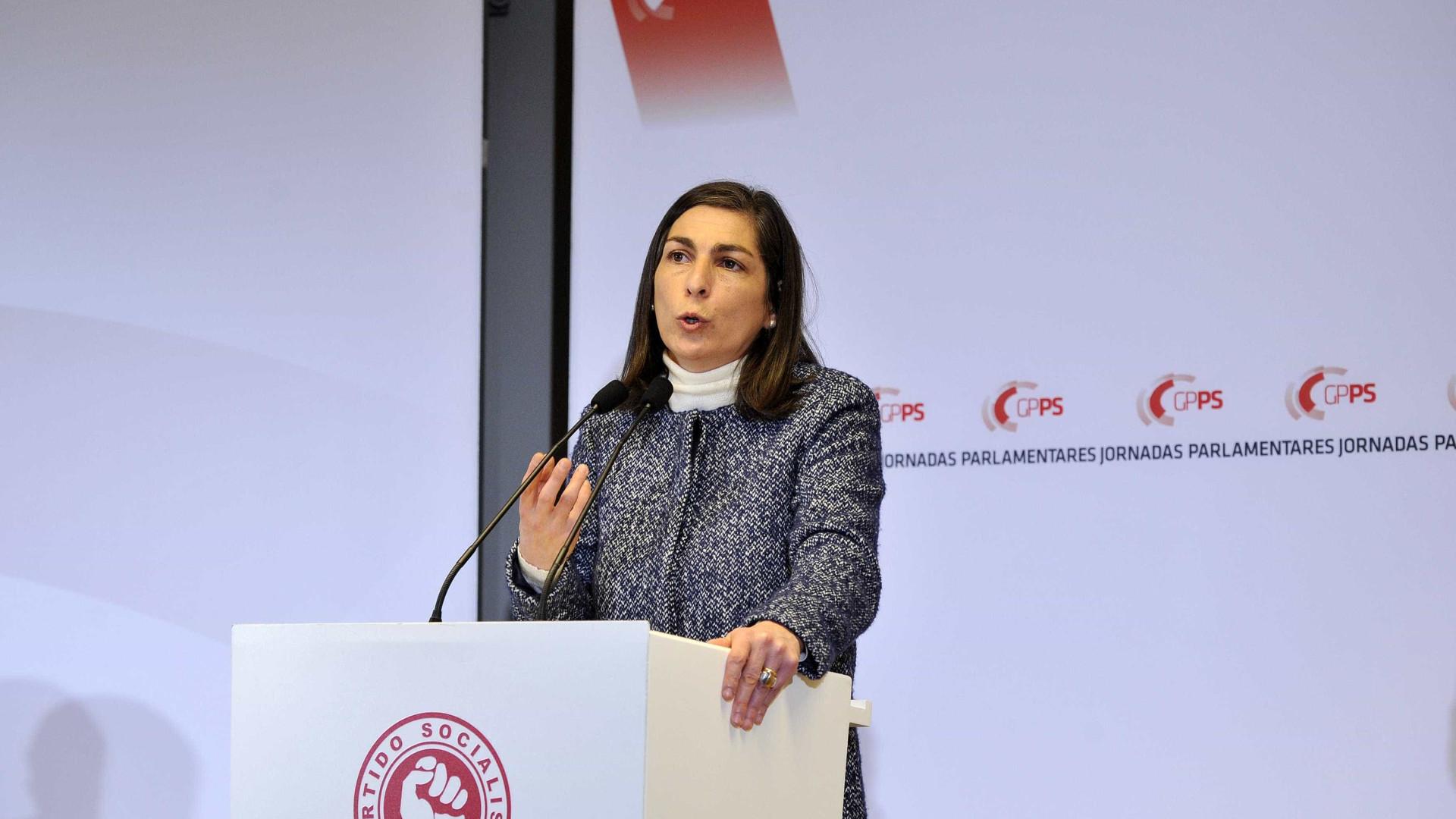 """PS tem sido referencial da estabilidade e """"não teme disputas eleitorais"""""""