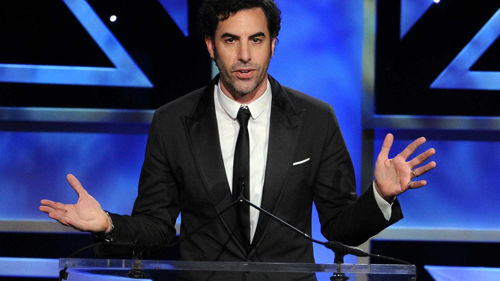 Sacha Baron Cohen faz 'vítimas' entre direita americana com novo programa