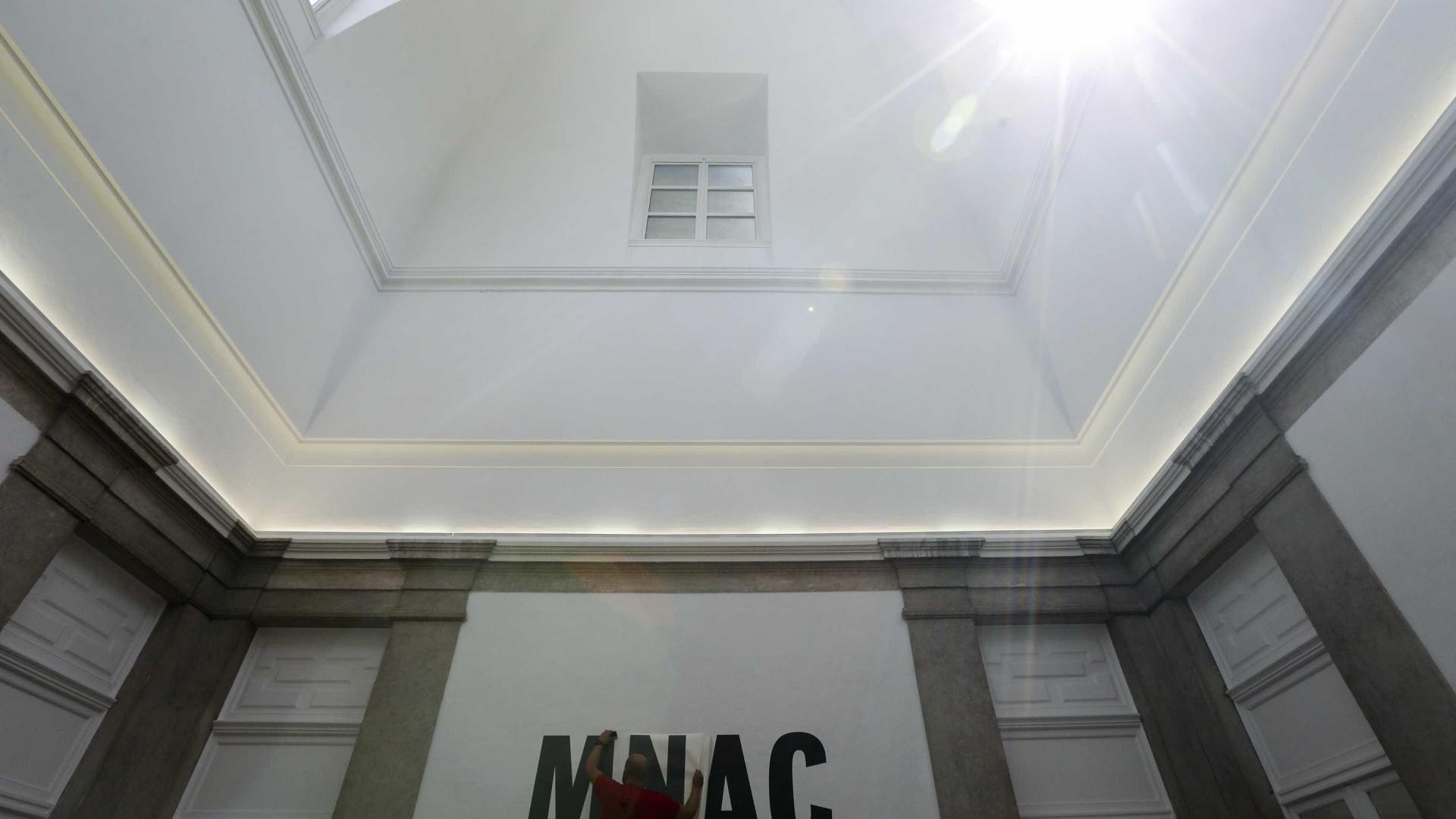 André Alves e Salomé Lamas mostram arte multimédia no Museu do Chiado