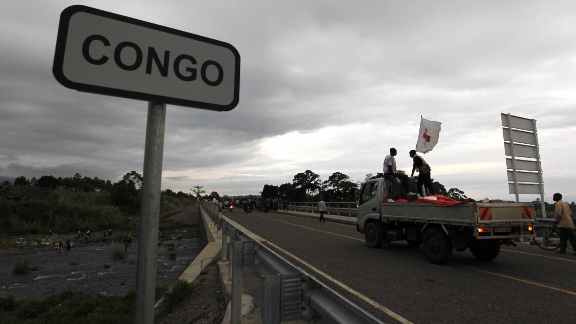 Naufrágio na República Democrática do Congo faz 27 mortos