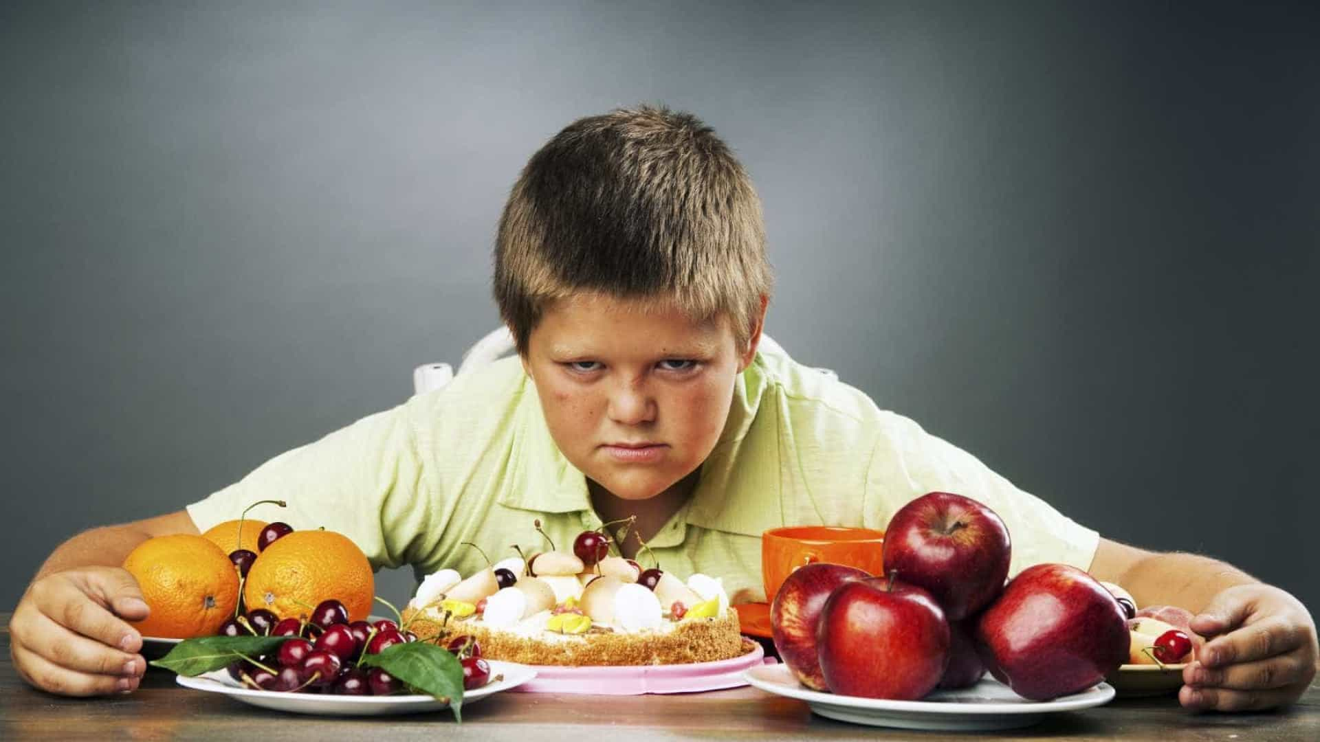 Obesidade infantil: Mais comida, mais peso, mais bullying