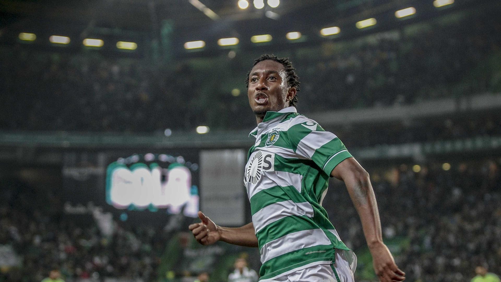 Gelson Martins considerado Melhor Jogador de agosto e setembro