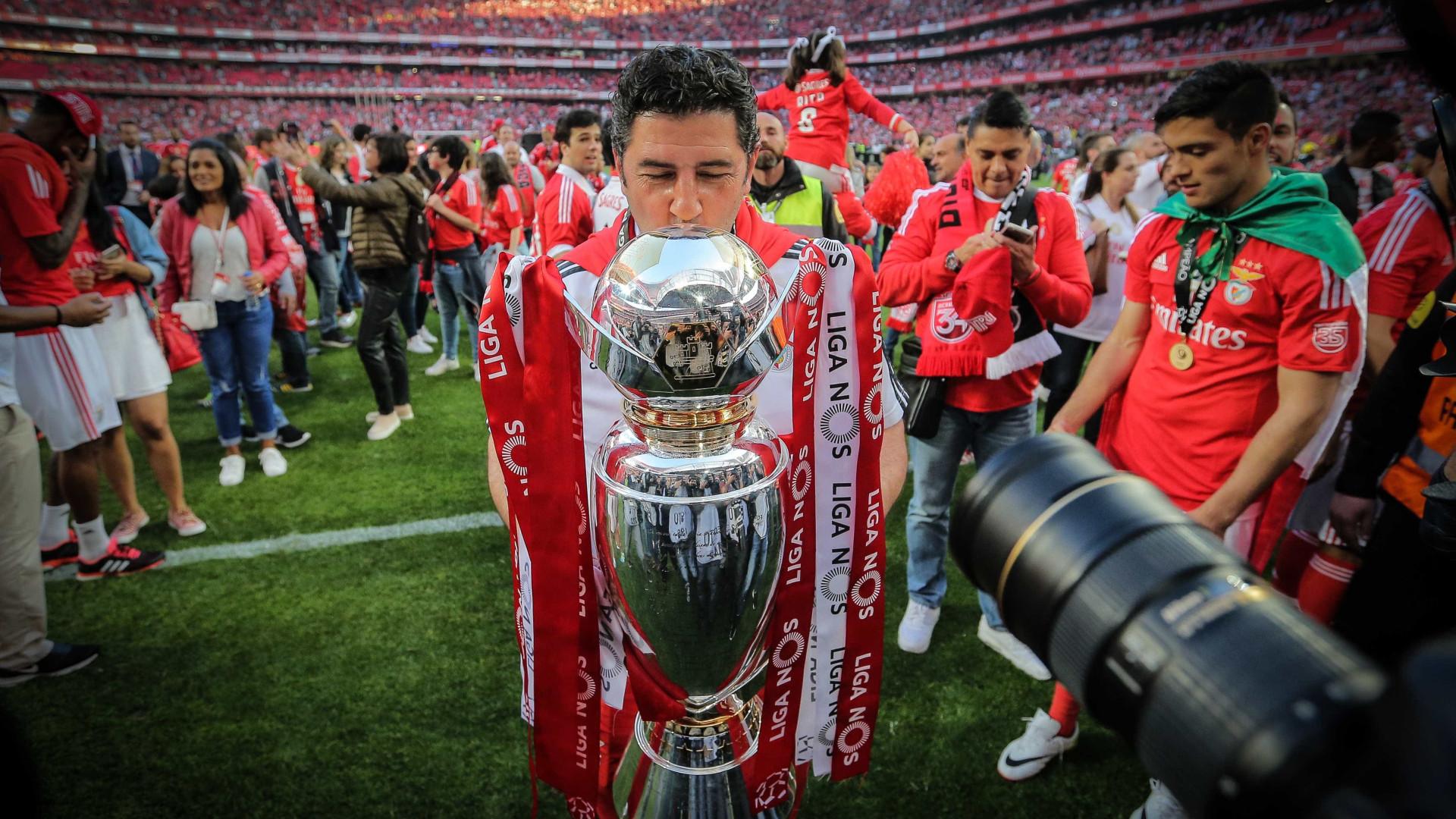 NOS anuncia que BTV mantém transmissão dos jogos do Benfica