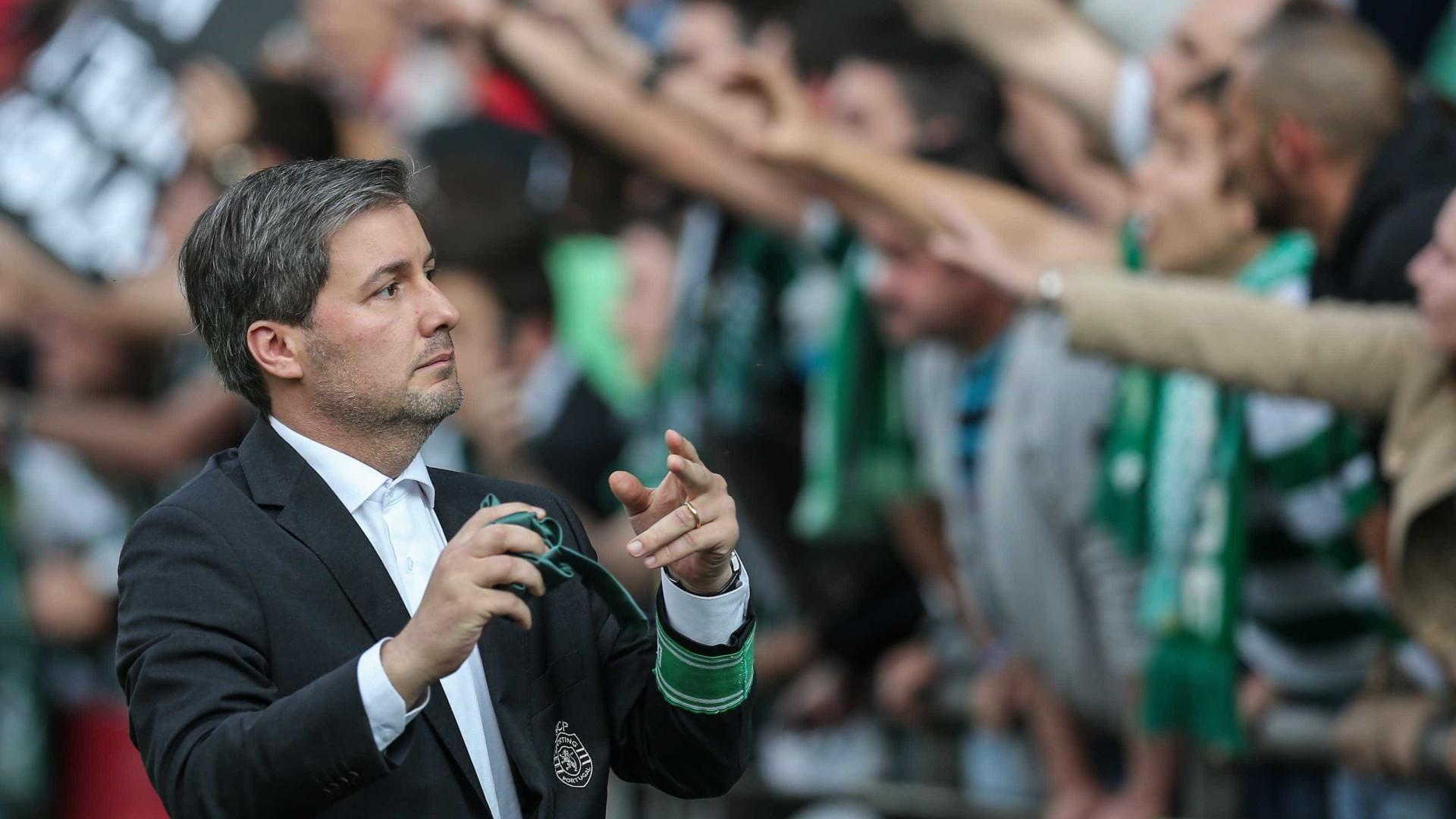 Denúncia de Bruno de Carvalho fez FPF avançar com pedido de averiguação