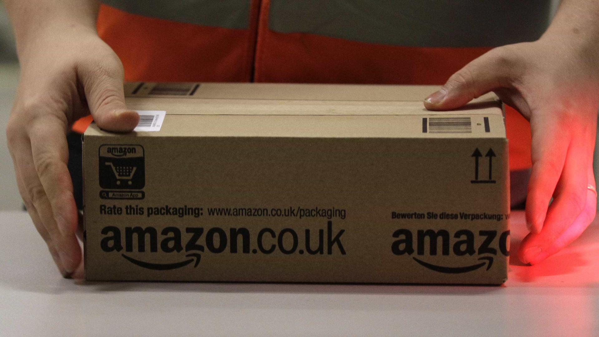 Amazon e o 'jogo de sedução' com PME portuguesas