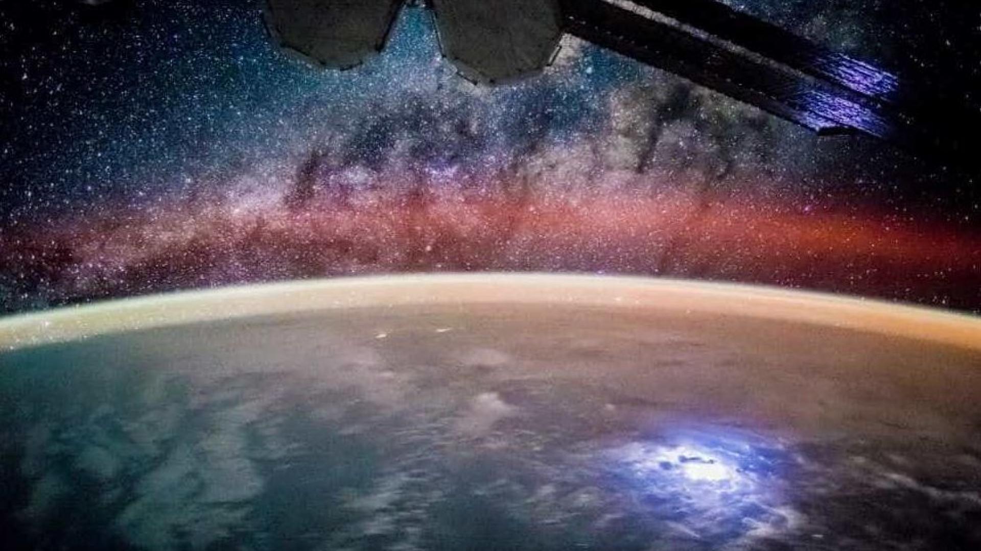 Estação Espacial Internacional quer conectar todo o sistema solar