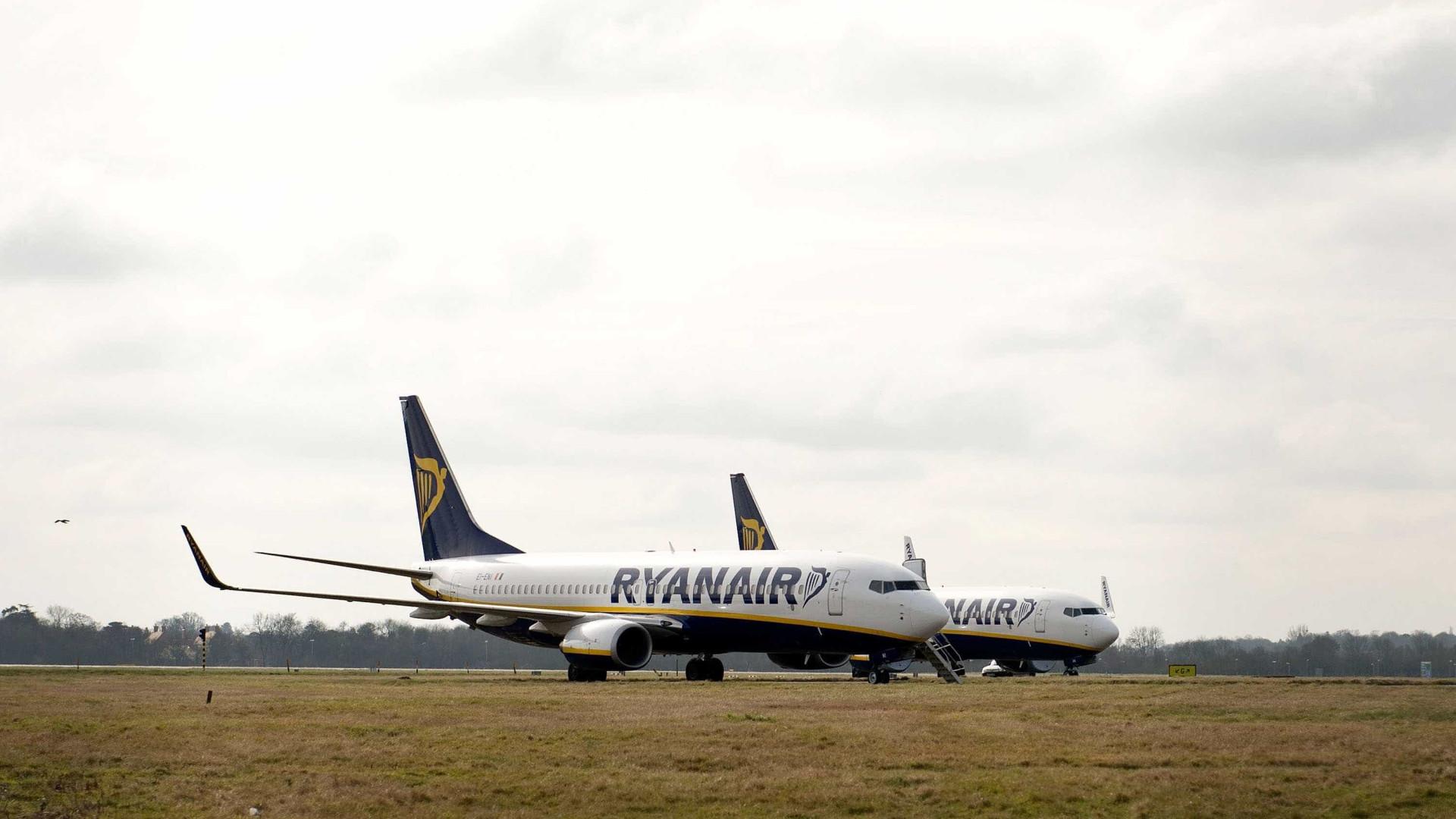 Ryanair contesta indemnização por falha de combustível em Lisboa