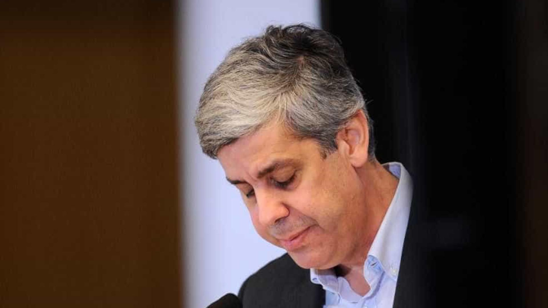 Centeno faz alterações ao núcleo da Secretaria-Geral do Ministério