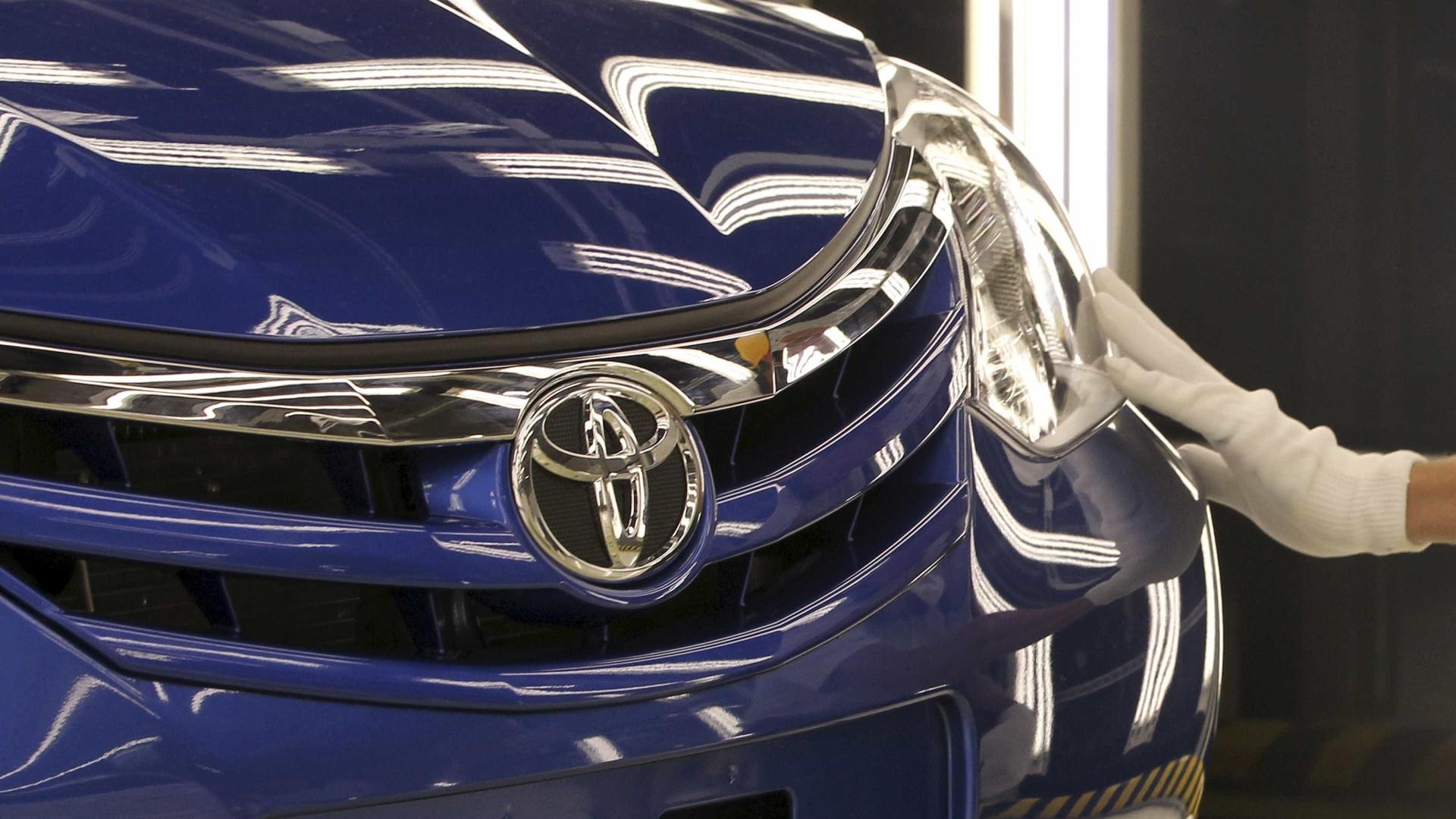 Toyota suspende produção numa das fábricas no Japão devido a incêndio