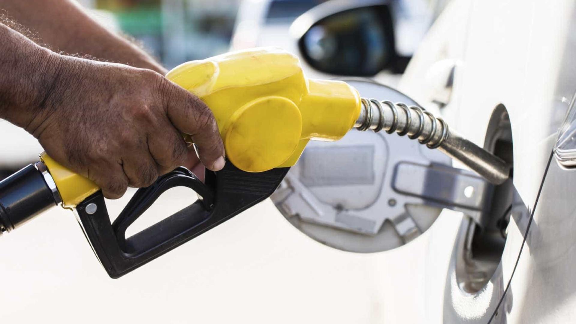 Combustíveis. Gasóleo mantém-se, mas há melhores notícias para a gasolina
