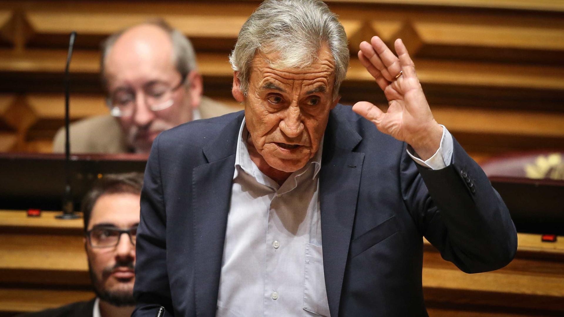"Jerónimo aponta ""bússola"" da CDU a Setúbal, Alentejo e Lisboa"