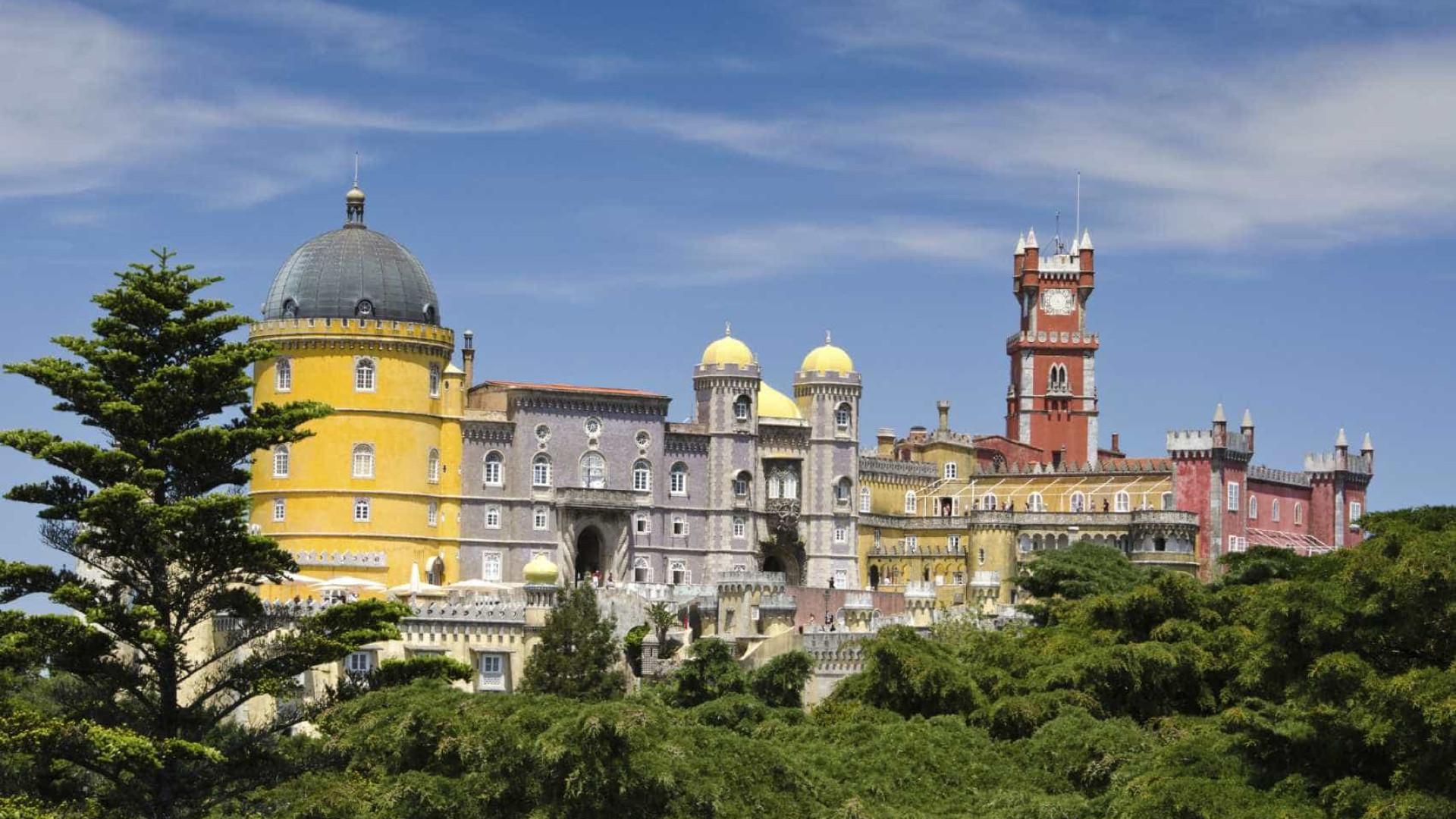 Rafael Bordalo Pinheiro domina recital no Palácio da Pena em Sintra