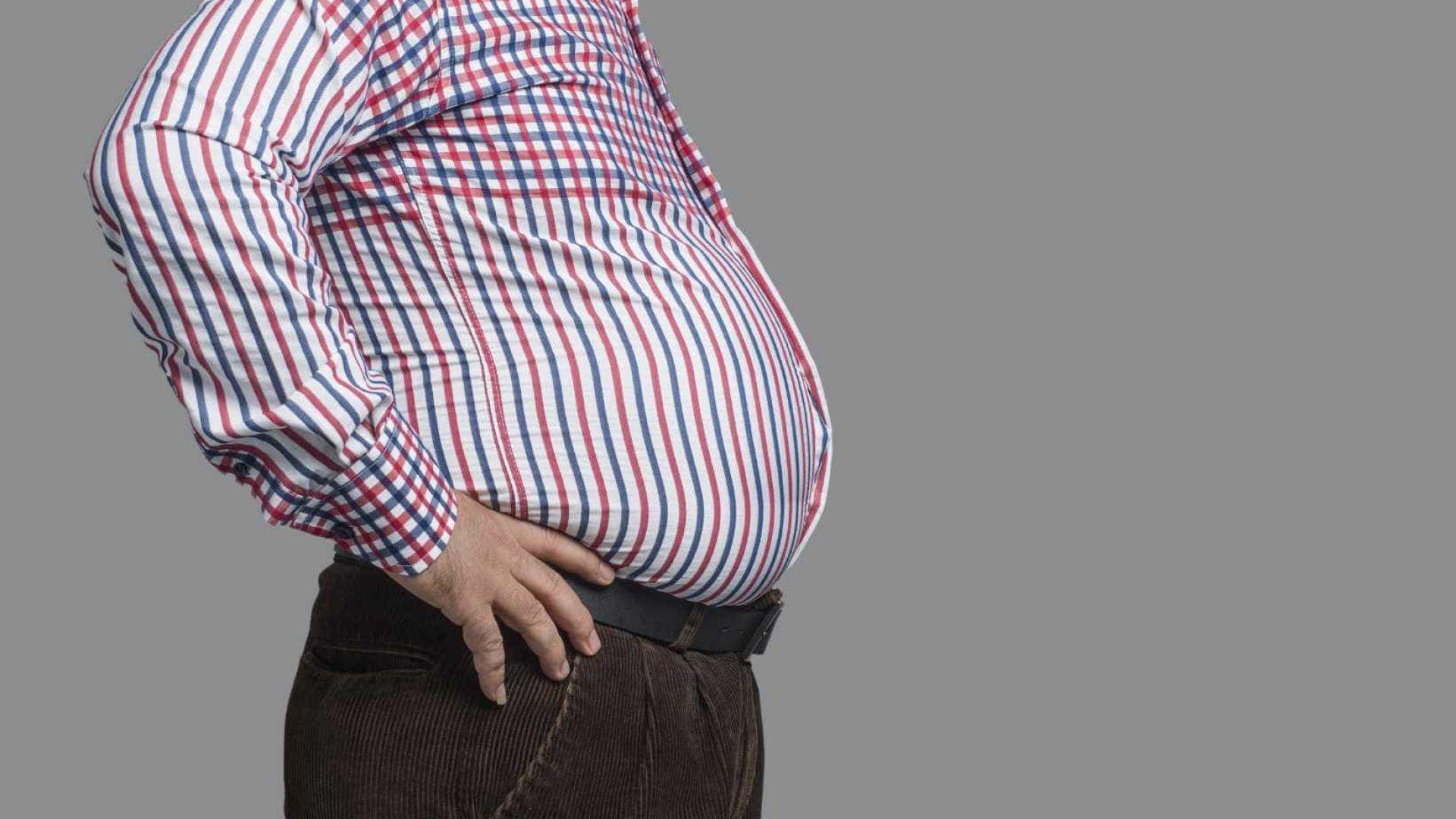 Estudo encontra ligação entre excesso de peso e má saúde oral