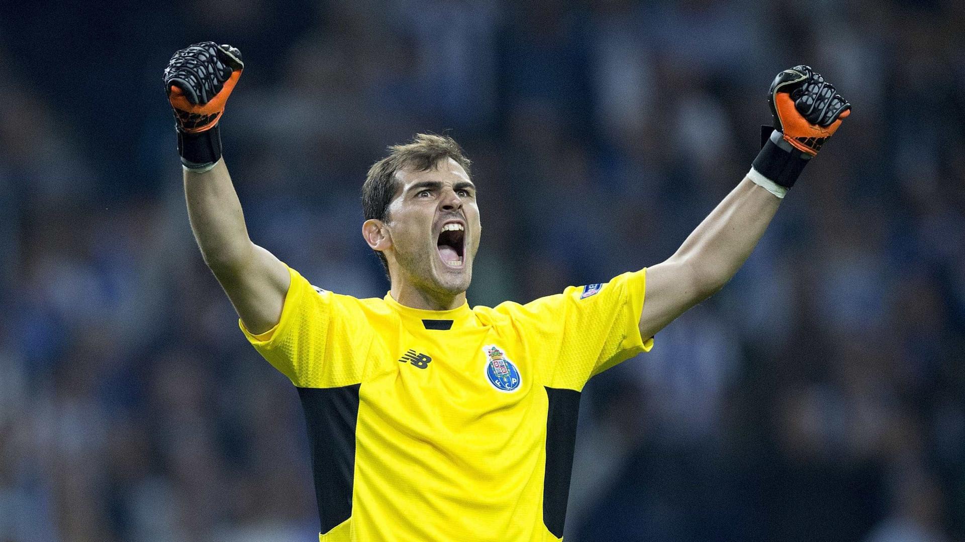 Casillas: A seleção, a MLS e o Real Madrid