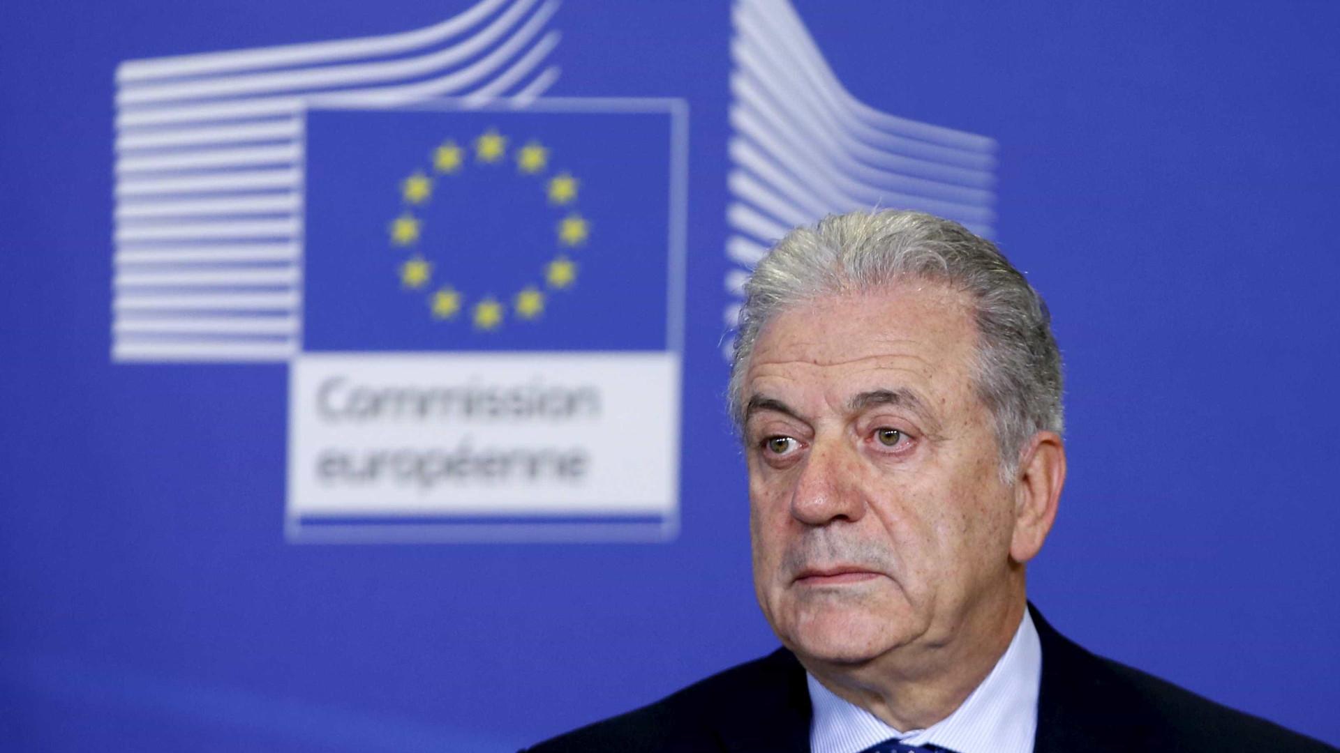 """""""Fim de espaço Schengen é fim da Europa"""""""