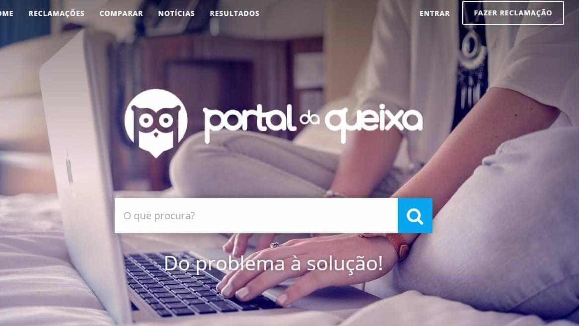 Reclamações registadas no Portal da Queixa disparam no 1.º trimestre