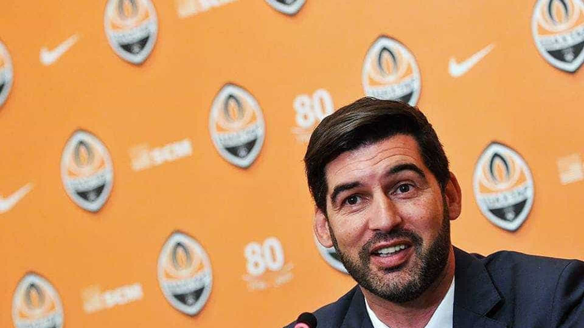 Premier League continua a chamar por... Paulo Fonseca