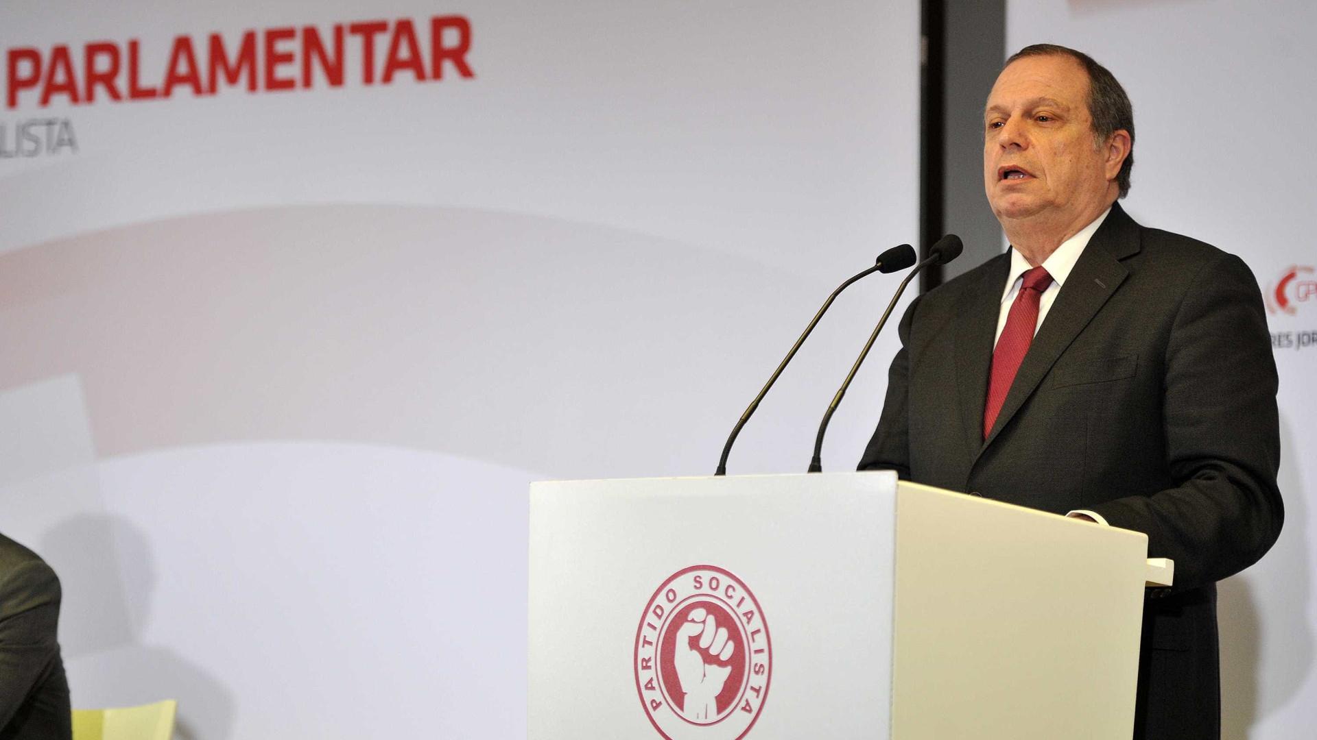 """Posse de novos ministros antes da moção de censura. PS está """"satisfeito"""""""