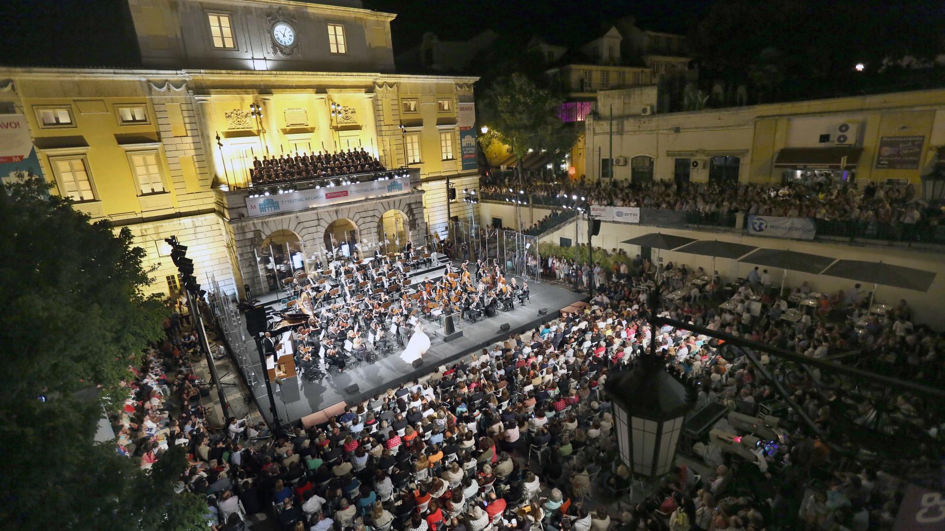 Festival ao Largo regressa a Lisboa com 15 espetáculos