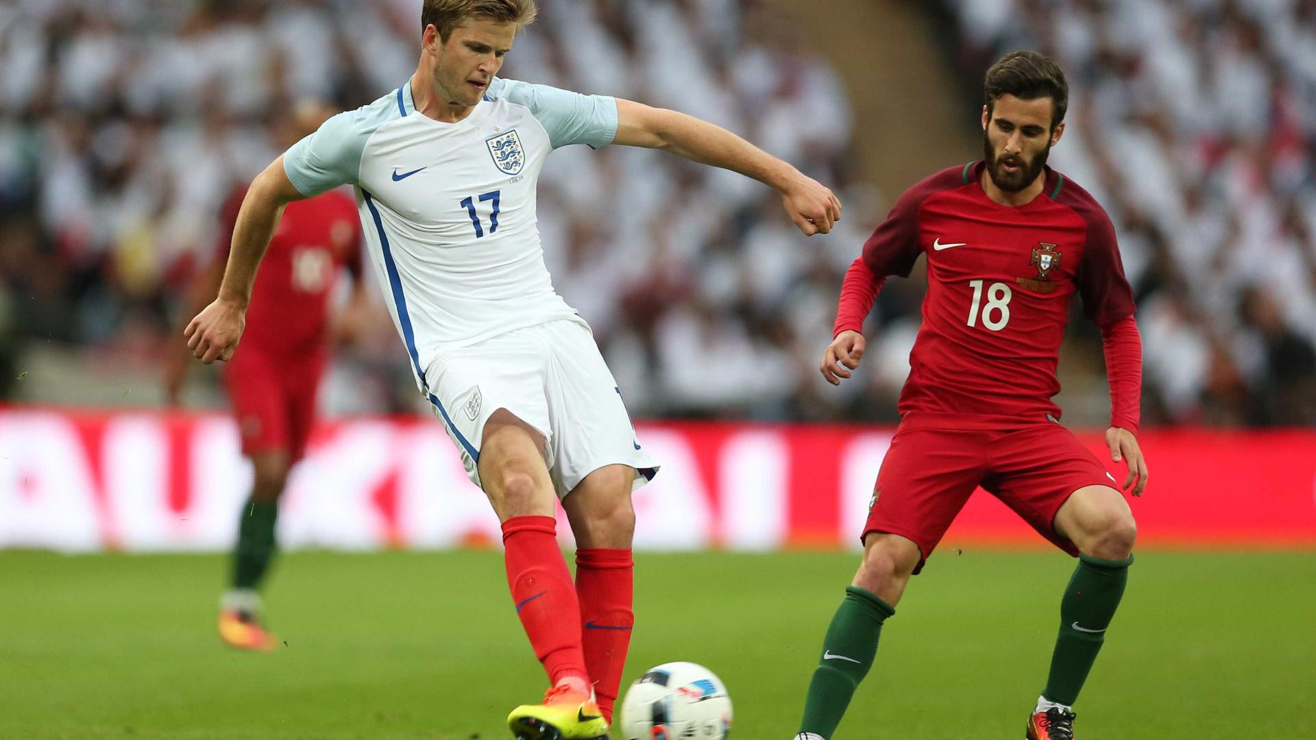 Eric Dier nos convocados de Inglaterra para o Mundial