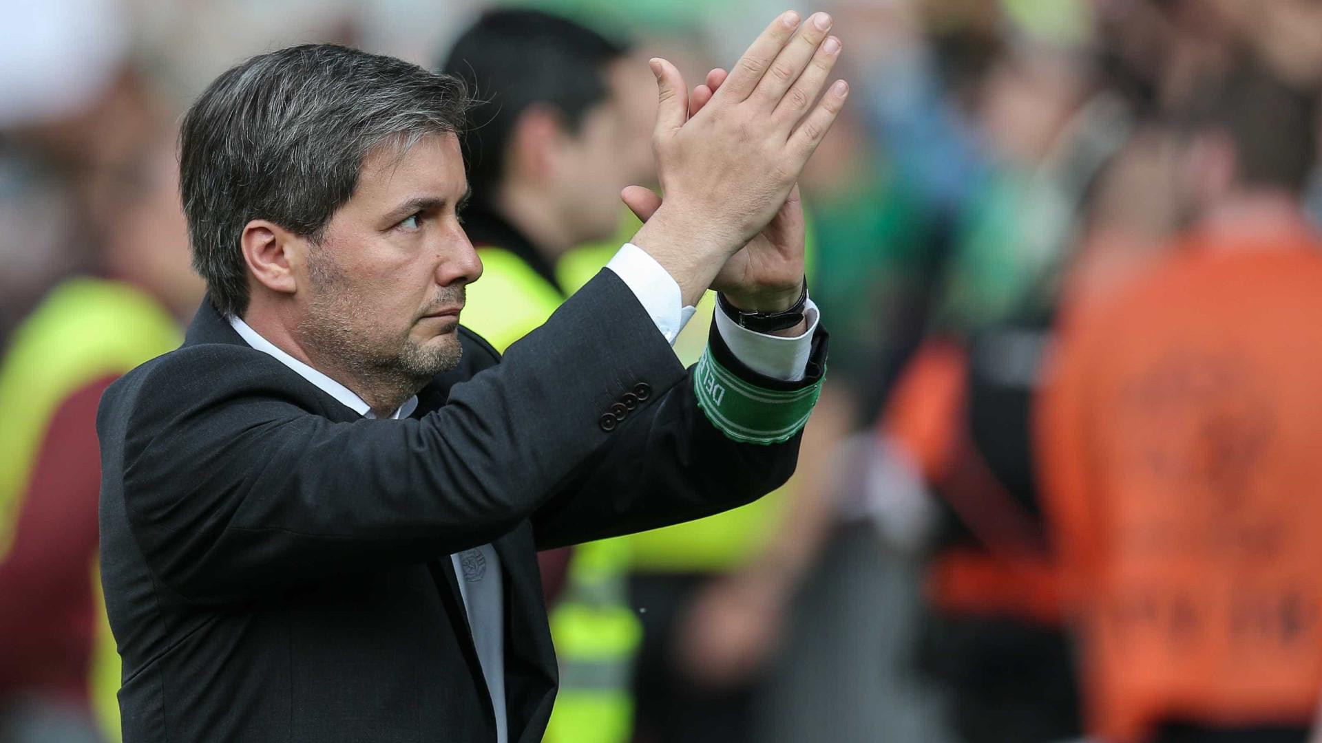 """Bruno de Carvalho: """"Temos de fazer tudo para sermos os melhores"""""""