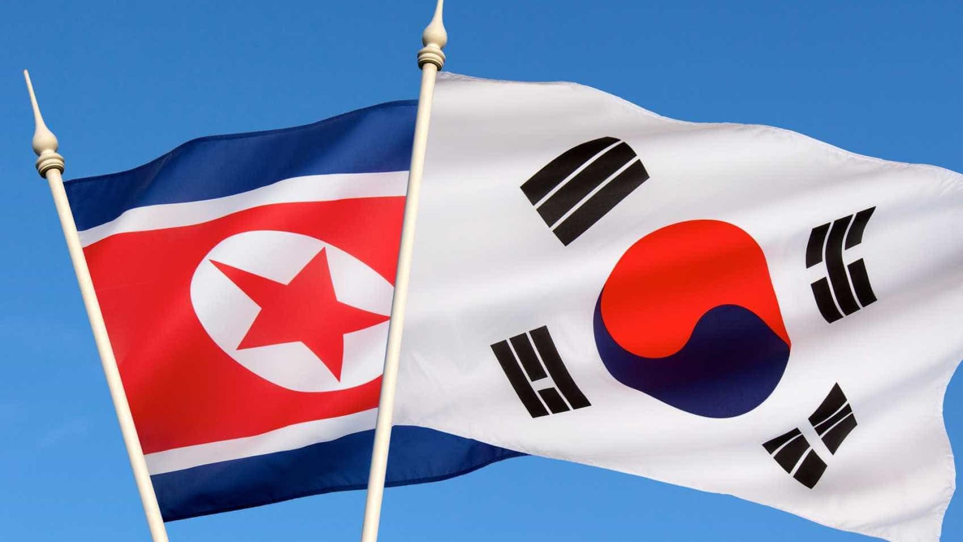 Coreia do Norte quer intensificar relações com Coreia do Sul