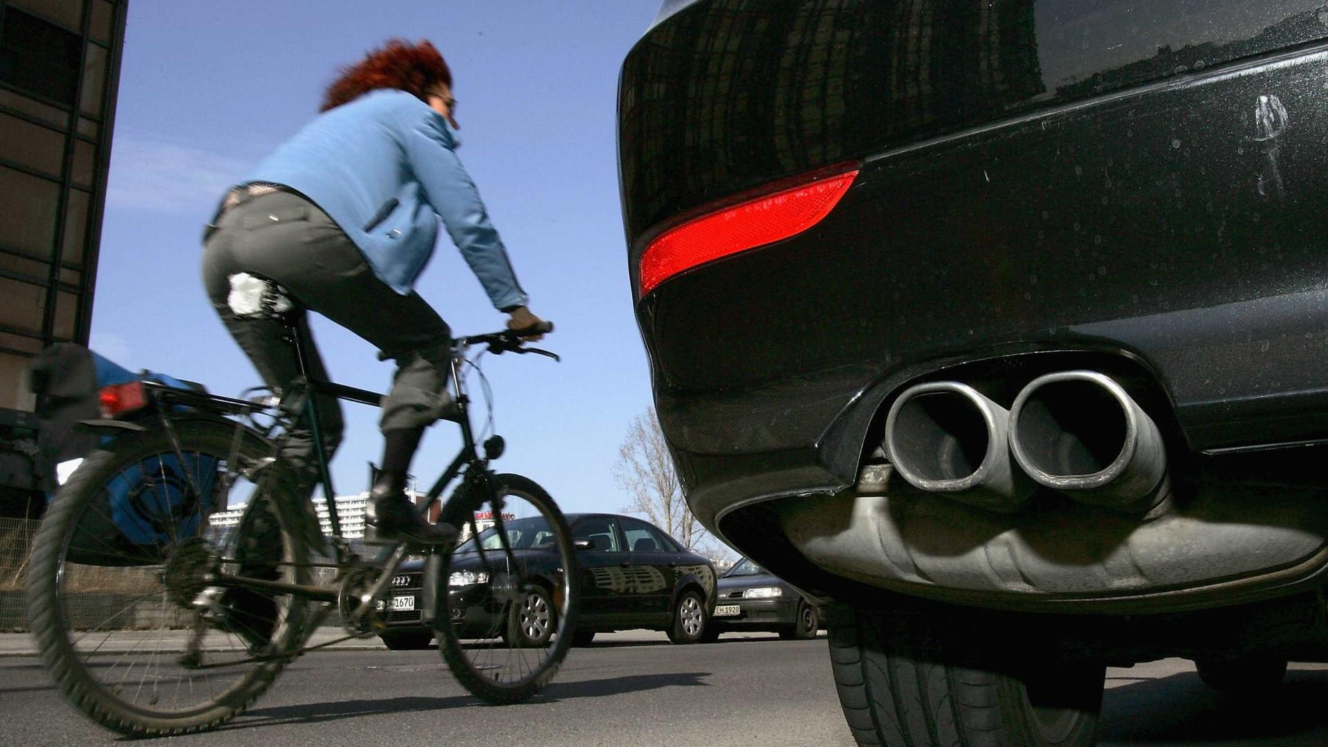 Quercus alerta: 80% dos carros a gasóleo excedem emissões legais