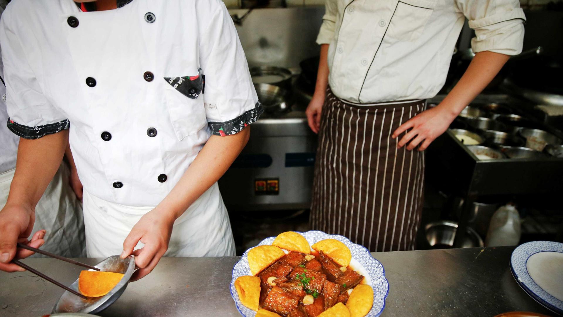 Um ano após primeira estrela Michelin, restaurantes têm mais clientes