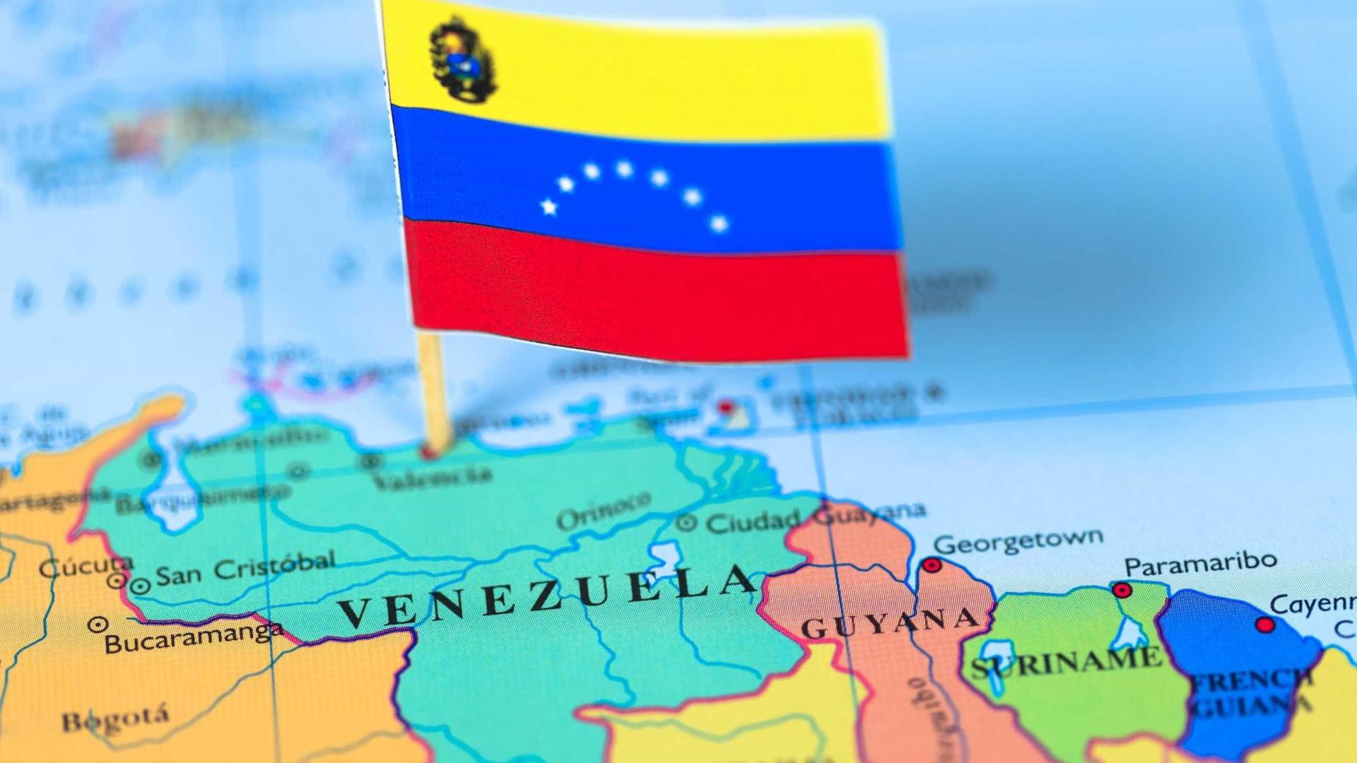 """Portugueses seguem com """"preocupação"""" e """"desânimo"""" situação na Venezuela"""