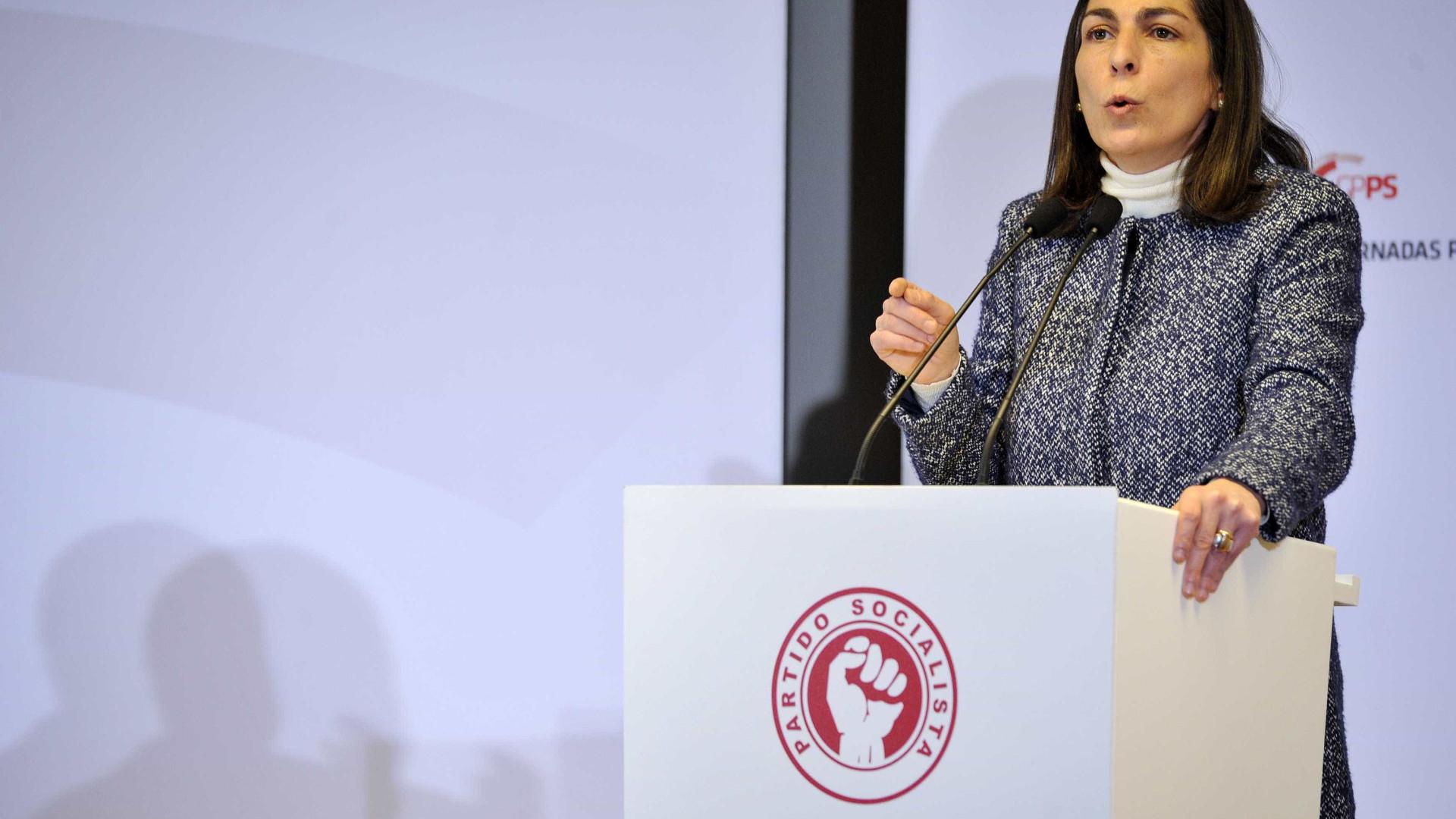 Ana Catarina Mendes traça cenário de bipolarização nas próximas eleições
