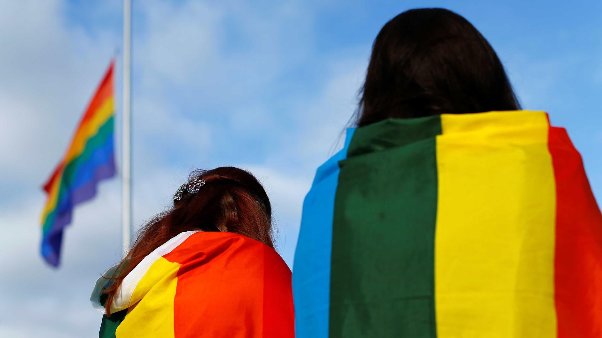 Milhares marcham em Lisboa pela autodeterminação sexual