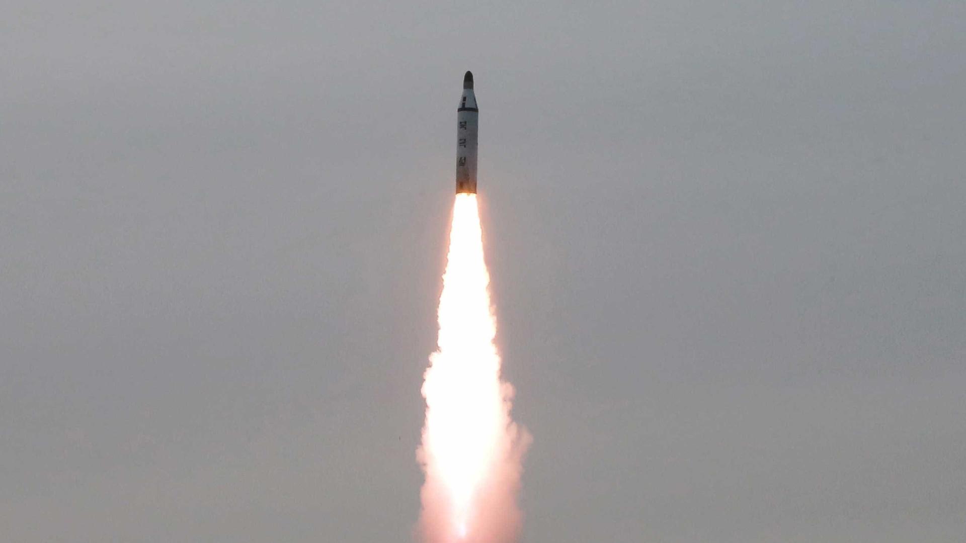 Morreu figura-chave do programa de mísseis da Coreia do Norte
