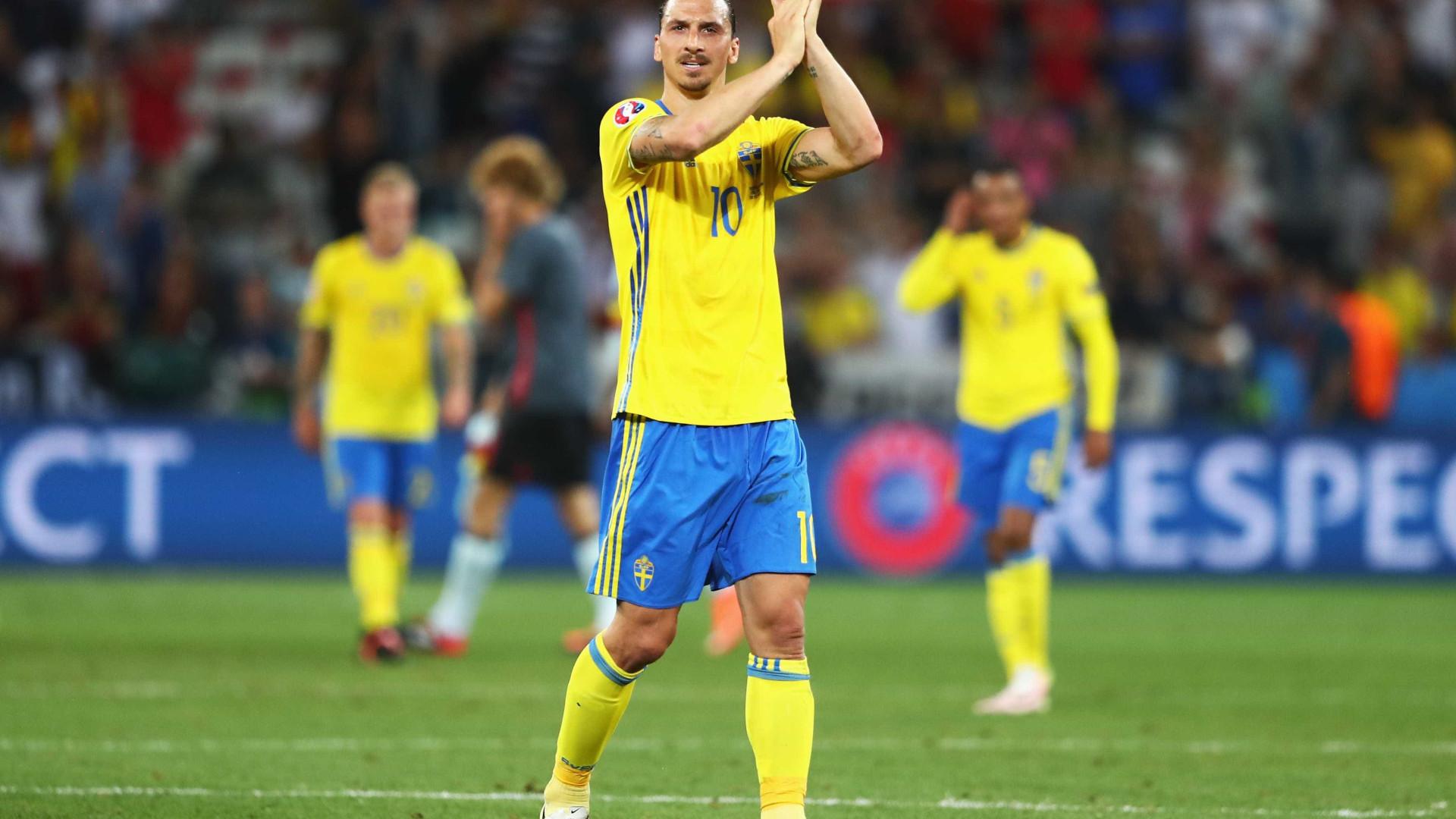 Ibrahimovic de volta para o Mundial?: Adeptos bem sonharam, mas...