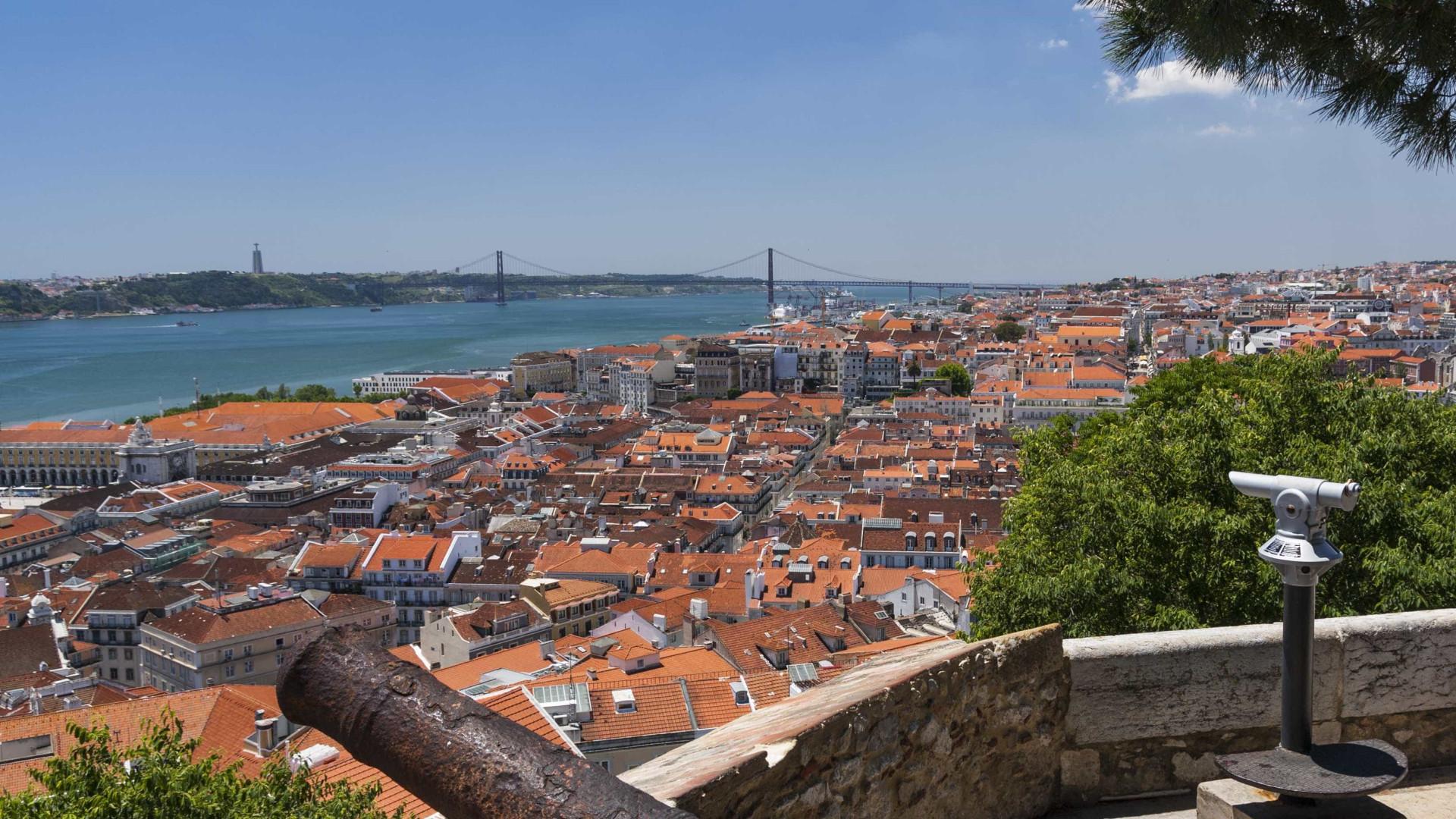 Lisboa espera 36,5 milhões de euros com taxa turística em 2019