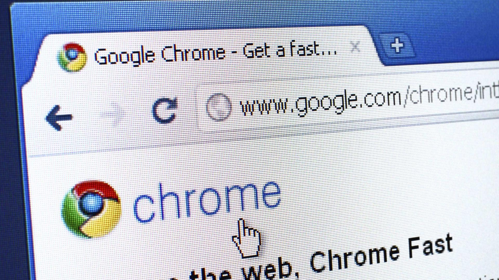 Navegador de internet da Google poderá bloquear anúncios automaticamente