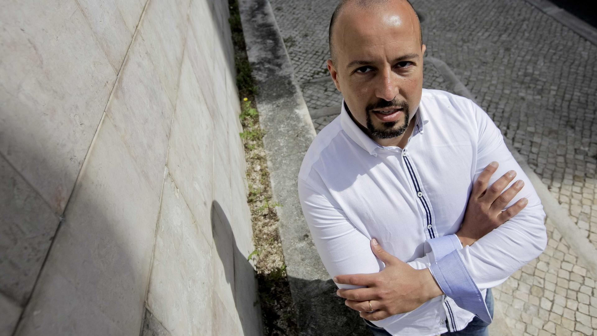 Mário Machado anuncia candidatura à liderança da Juve Leo