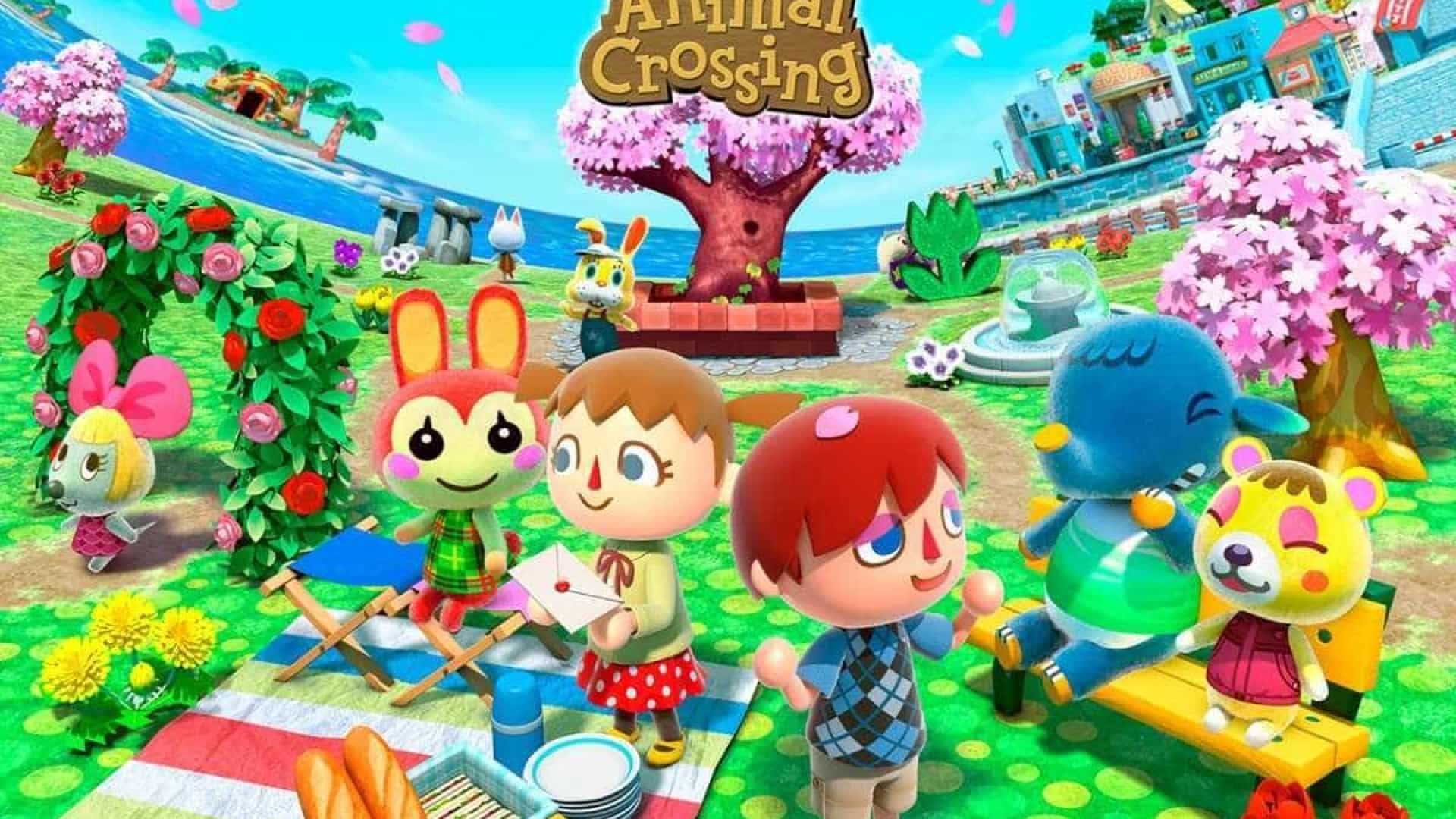 Pocket Camp recebe data de lançamento mundial — Animal Crossing